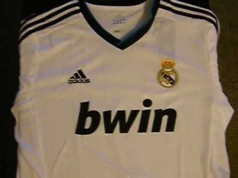 wholesale dealer 68459 bffac authentic ronaldo real madrid jersey