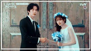 Eğlenceli Kore Klip - Rampapam - Anlaşmalı olarak evlendiler birbirlerine aşık oldular