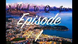 Auckland [AKL] to Queenstown [ZQN] | ✈ JQ 295 | Episode 1| emFLASH Vlog