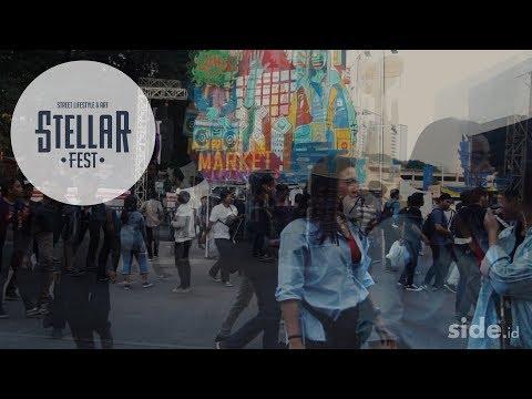 SIDE ACTIVITY : Stellar Fest 2018