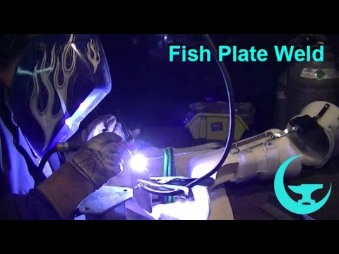 Fish Plate Weld - When & Why Is It Used?