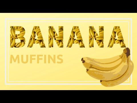 Banana Chip Muffins