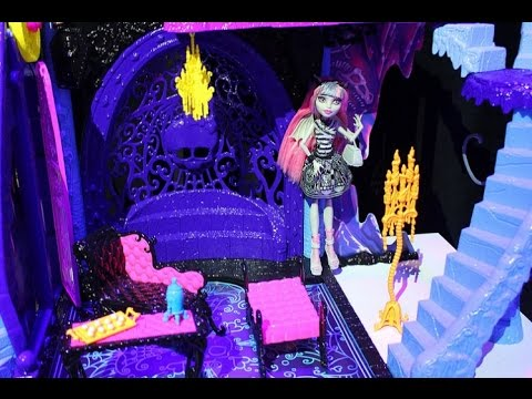Monster High : CATACOMBS PLAYSET Review! Doll House