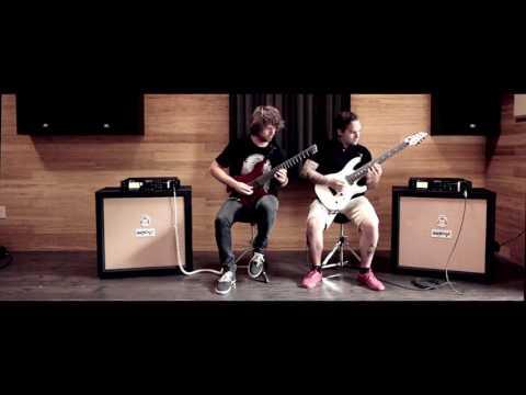 "ONI ""Thrive"" - guitar play through"