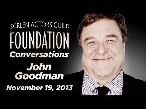 Conversations with John Goodman