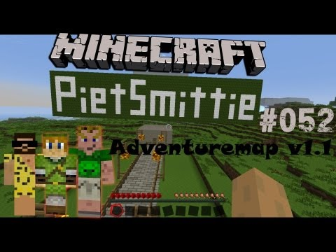 Let's Play Minecraft Adventure-Maps [Deutsch/HD] - PietSmittie Adventuremap 1.1 #052