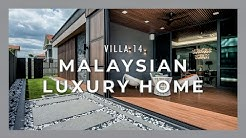 MOST MODERN & LUXURY HOMES | ASIA BEST INTERIOR DESIGN 2019 | Villa 14 by Nu Infinity