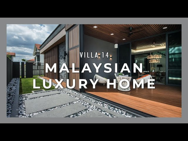 Top Modern Luxury Homes Asia Best Interior Design Award Winning Project Villa14 By Nu Infinity Youtube