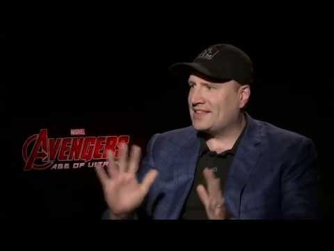 """Kevin Feige On Marvel's """"Avengers: Age Of Ultron"""""""