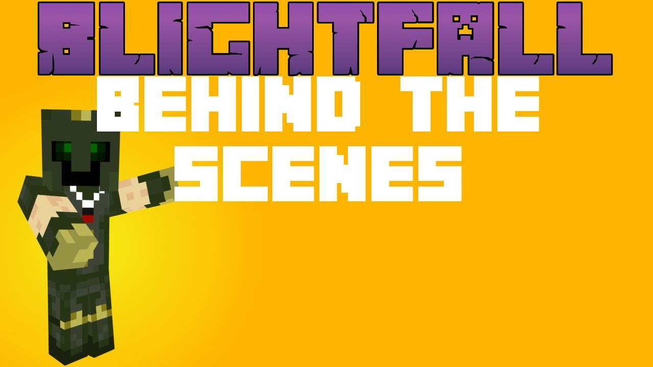 Amazing Nether Ores Lets Play Blightfall Behind The Scenes 22½