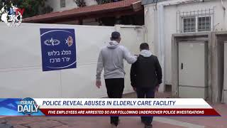 Police Reveal Abuses in Elderly Care Facility
