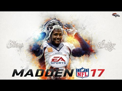 Madden 17 Draft Champions | Champ Bailey is on FIRE!