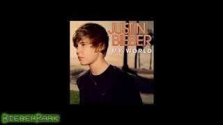 Justin Bieber - Down to Earth STUDIO VERSION Album My World