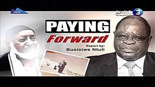 Special Assignment: The Reunion of Justice R Zondo and Mr Suleman Bux - Original Footage