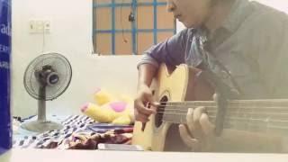 Cô đơn giữa cuộc tình - Kem Bơ guitar