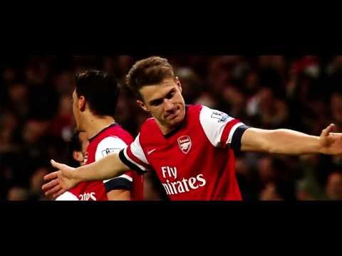 Aaron Ramsey - Superman - 2013/2014