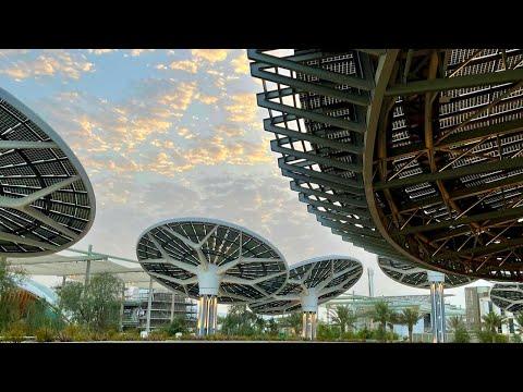Inside EXPO 2020 Dubai (2021) - Terra