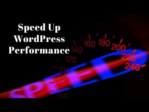 Wordpress Performance Optimization: A Quick 10 Minute Fix