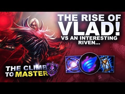 THE RISE OF VLADIMIR! - Climb to Master! | League of Legends