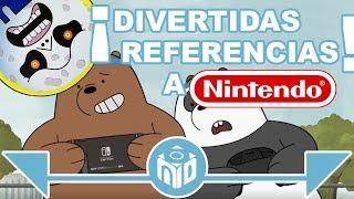 REFERENCIAS a Nintendo en Dibujos Animados | N Deluxe
