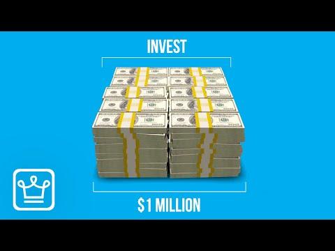 15 Ways to Invest $1 MILLION