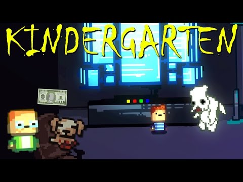 RELEASING ALIEN BILLY!? & CAN YOU SELL CINDY'S DOG TO MONTY? | Kindergarten [9]