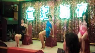 20114.07.08 基隆世紀獅子會22.23屆會長交接典禮上的chair dance
