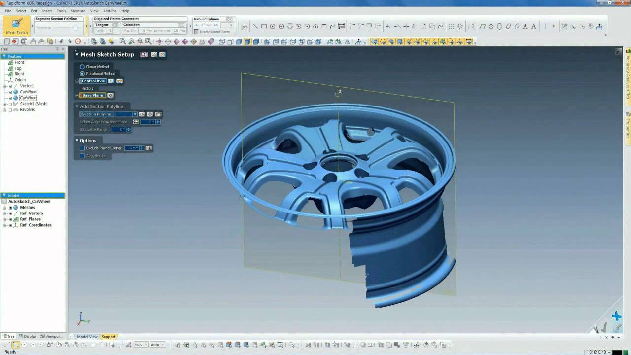 Inus Rapidform XOR3 Free Download