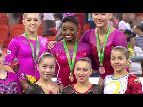 Episode 123: All Around Finals at the 2014 World Championships in Nanning