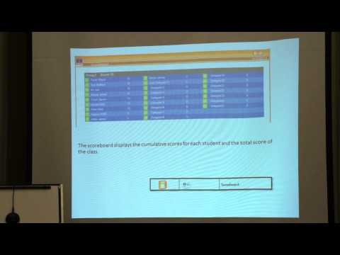 Interactive Wireless Student Response  System (Got it)
