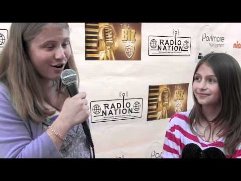 Sophia Strauss Interview at Cystic Fibrosis Red Carpet Event