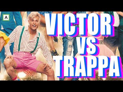 [🕺SJUKE NEWS!!💃] VICTOR VS. TRAPPA (SKAL VI DANSE)