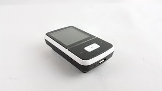 Review and How to of AGPtEK G05W 8GB Clip Bluetooth MP3 Player, Lossless Sound