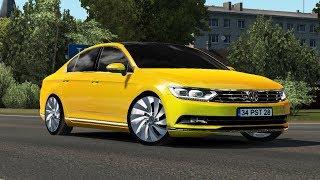 [ETS2 v1.35] Volkswagen Jetta / Arteon V1R10