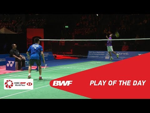 Play Of The Day | YONEX Swiss Open 2018 SF | BWF 2018