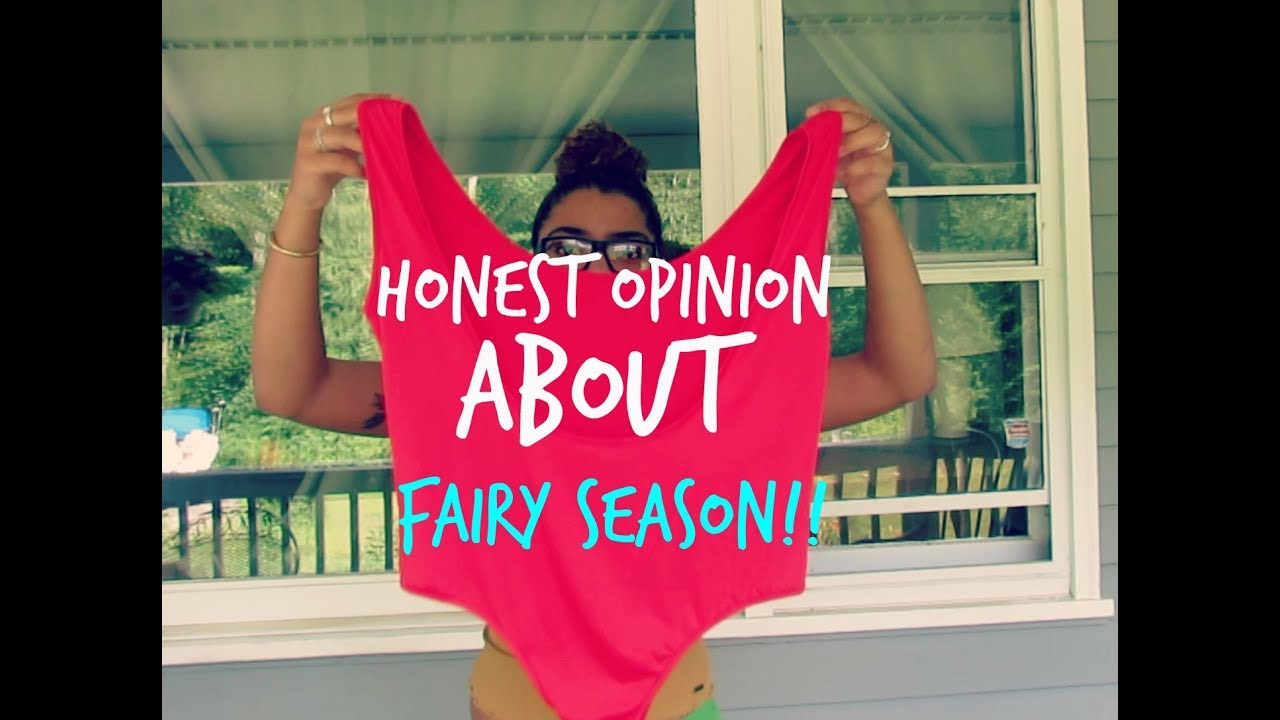 Honest Review About Fairy Season 2017 Not Pleased