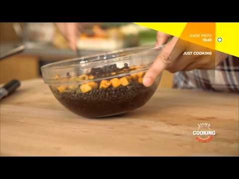 JUST COOKING - trailer Δευτέρα 8.6.2015