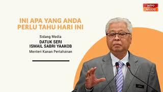 5 perkara penting sidang media harian PKPB - 22 Okt 2020