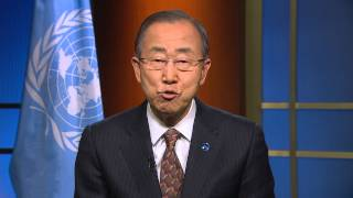 Ban Ki-moon: Message for International Women