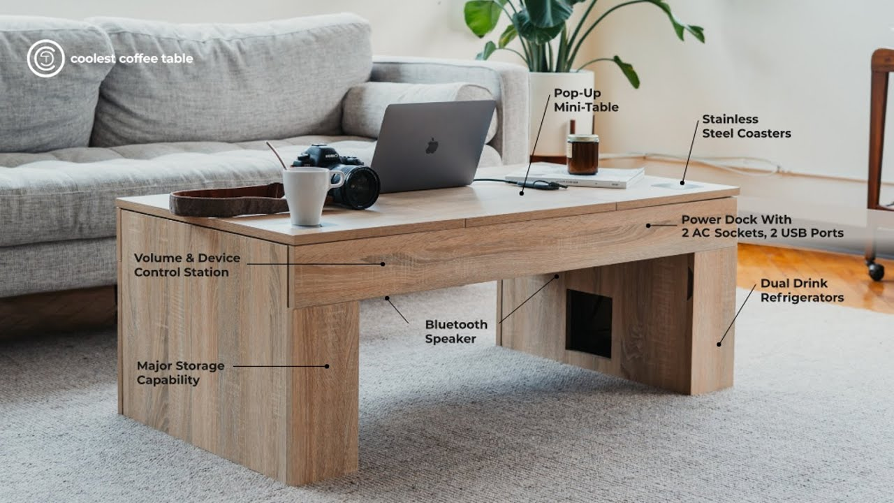 Download The Coolest Coffee Table
