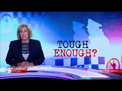 ACA. Tough Enough. (Law And Order Crisis.  Australia's Multicultural Nightmare)