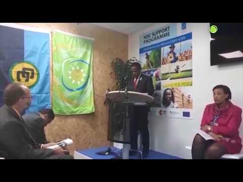 The Caribbean at COP 23 - Conference: Bolstering resilience for vulnerable countries