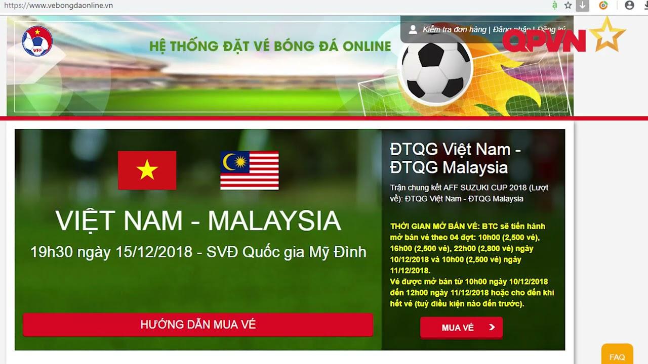 CẢNH BÁO:  Trang web và fanpage của VFF bị giả mạo