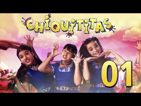 Chiquititas 2013  Capítulo 1 Completo
