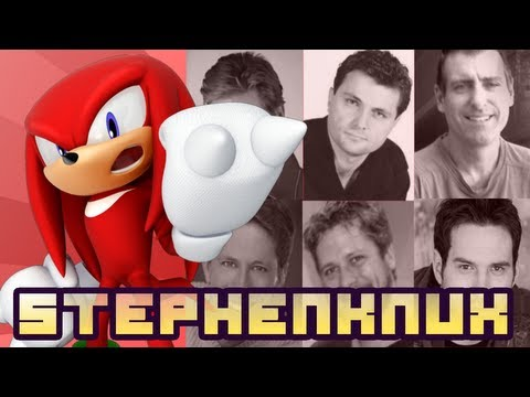 My Opinions On Sonic Voice Actors: Knuckles