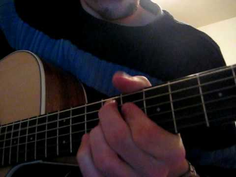 the kooks - naive acoustic guitar cover chords
