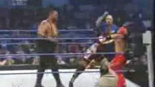 Mvp & Big Daddy V vs. Rey mysterio & Kane 30.11.07 Teil 2/2