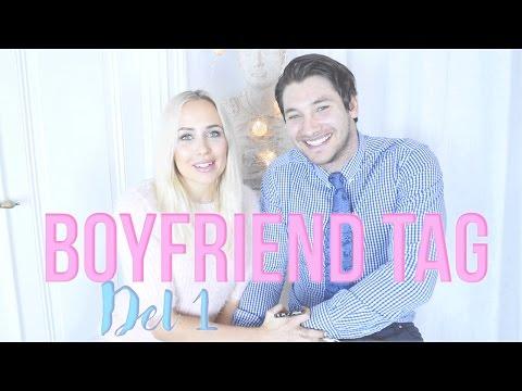 Boyfriend tag ♥ DEL 1