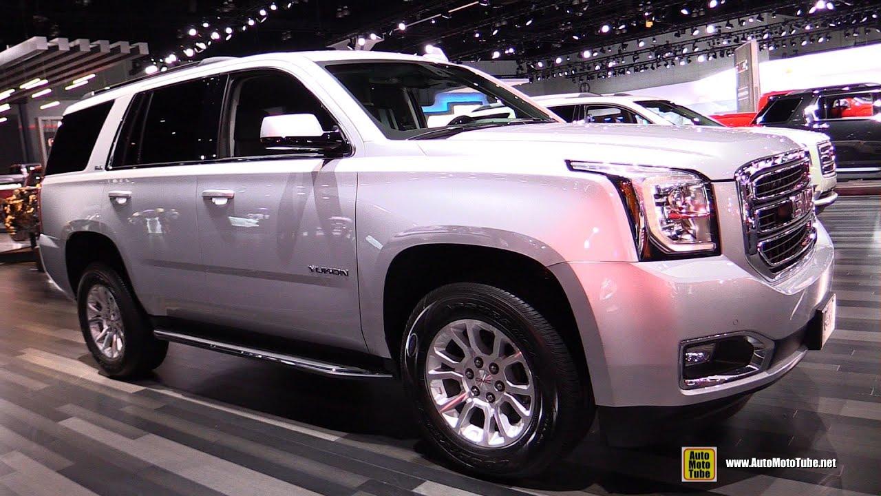 Gmc Yukon Xl Denali >> 2015 GMC Yukon XL Denali - Exterior and Interior ...