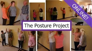 Sneak Preview: The Posture Project - Actively Aging with Yoga with Sherry Zak Morris, E-RYT